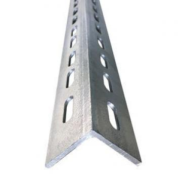 High Strength Galvanized Slotted Angle Iron/ Equal and Unequal/Low Price and High Quality